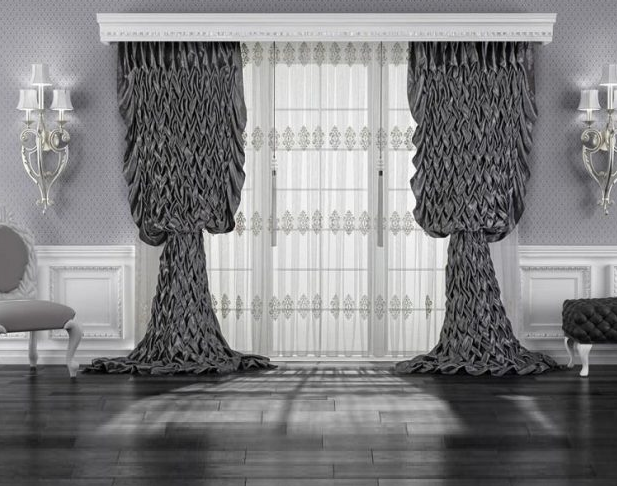 MODERN CURTAINS DESIGN IDEAS