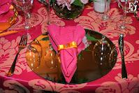 festa de formatura em porto alegre com três formandas em medicina pela ufrgs com recepção e festa realizada no restaurante panorama da pucrs prédio 41 com decoração simples em rosa pink e laranja por fernanda dutra eventos cerimonialista em porto alegre