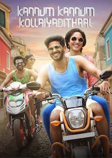 Download Kannum Kannum Kollaiyadithaal (2020) Dual Audio Hindi Full Movie HDRip 545MB 480p