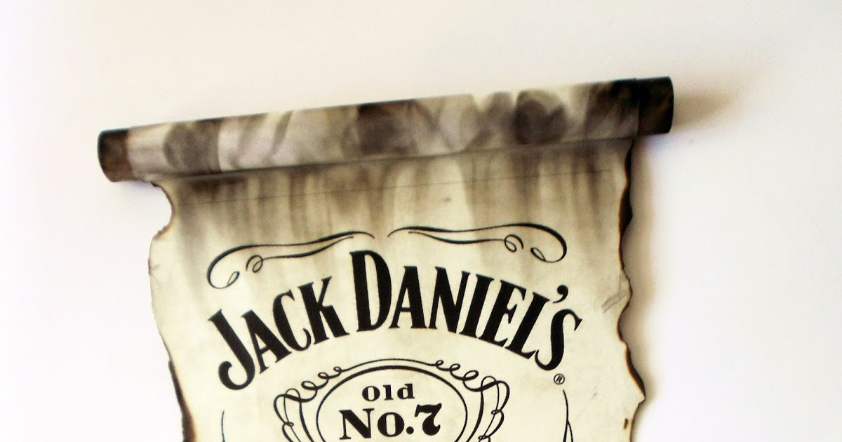 Land Of Scrolls Jack Daniel S Tennessee Whiskey Poster