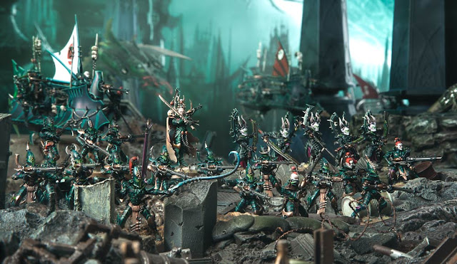 Drukhari Big FAQ