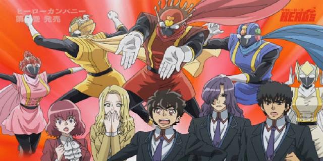 Hero Company (OVA) (2015)