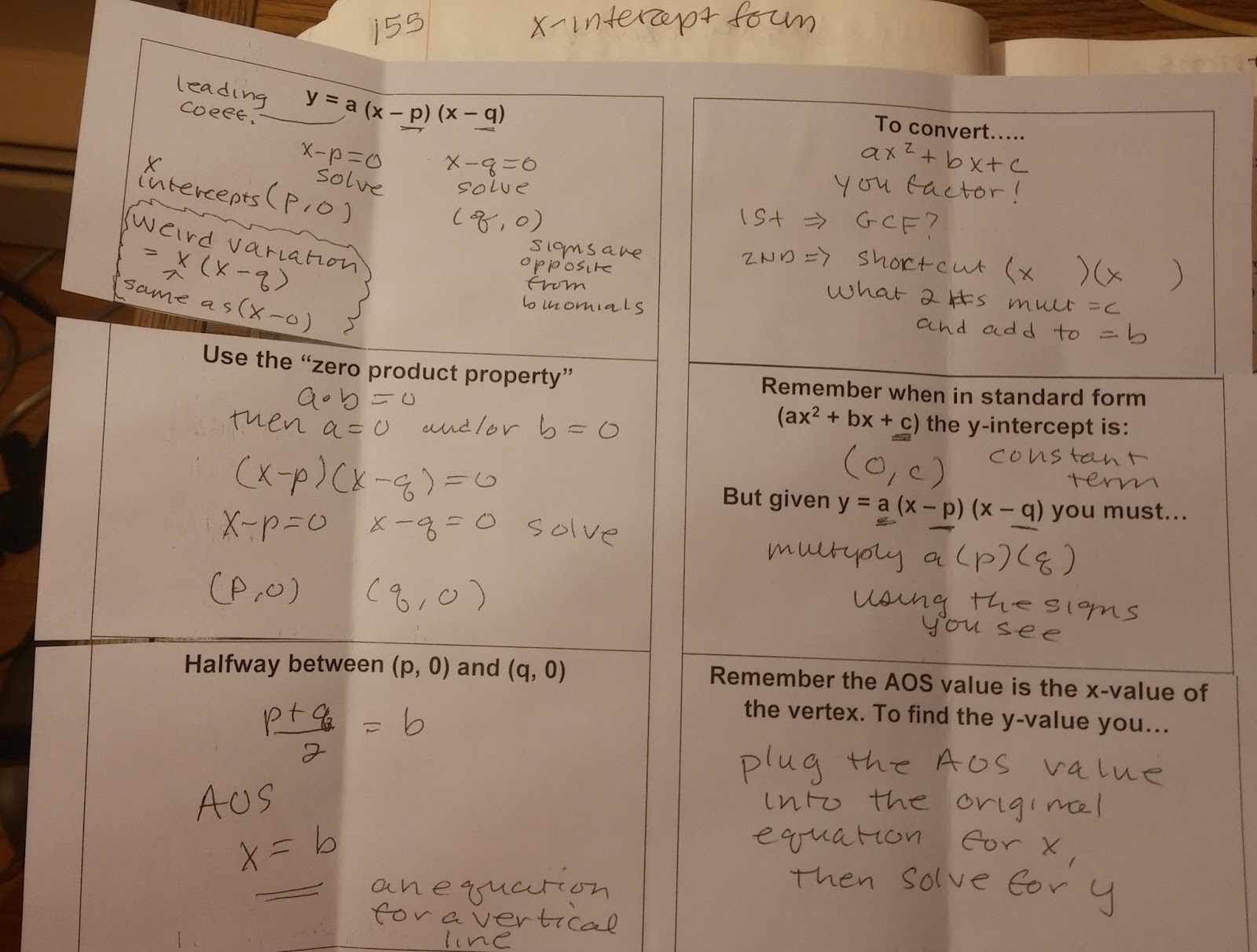Algebra 1 Unit 8 Factoring By Using The Gcf Worksheet
