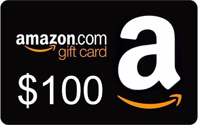 SORTEIO: GiftCard da Amazon de $ 100 dólares e Mais!