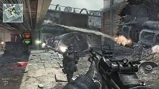 call of duty modern warfare 3 تحميل