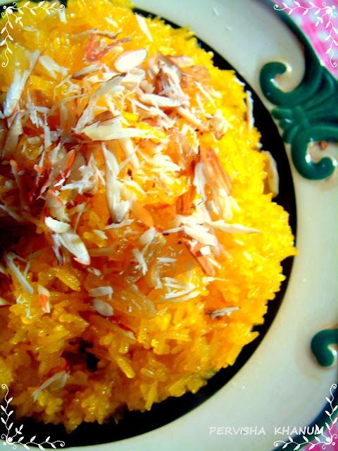 Zarda Asian Recipe – Easy To Make Recipes