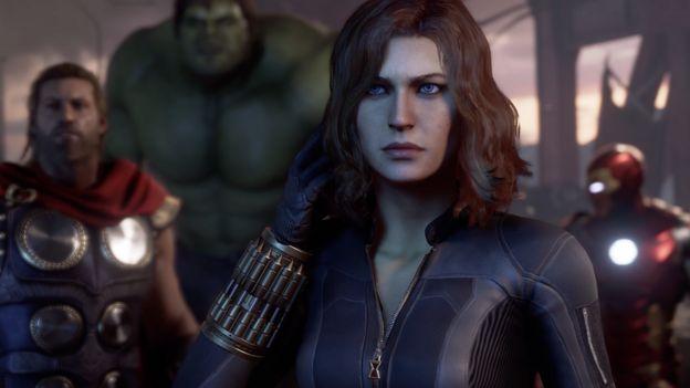 Marvel's Avengers Oyunundaki Karakterler Özelleştirilebilir