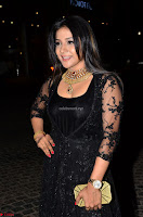 Sakshi Agarwal looks stunning in all black gown at 64th Jio Filmfare Awards South ~  Exclusive 008.JPG