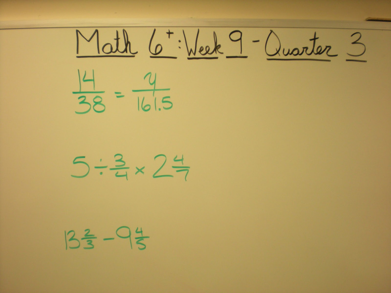 Mr Giomini S Mathematics Blog Friday March 09