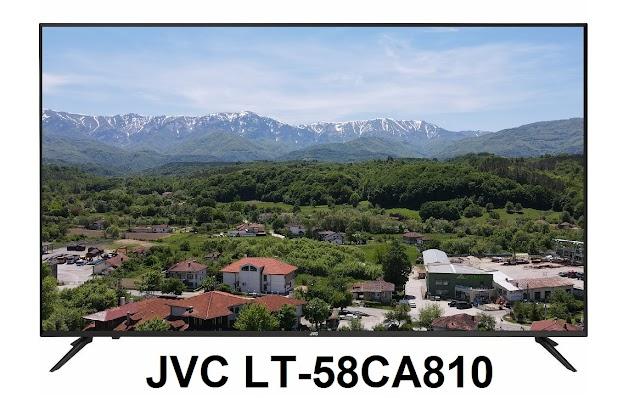 JVC LT-58CA810 4k Android TV