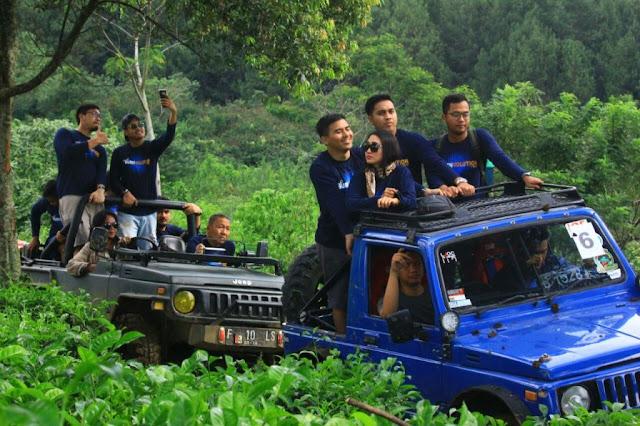 Paket Offroad Puncak Bogor