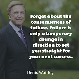 Denis Waitley Motivational Quotes