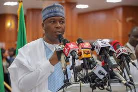 Saraki says senate ready to reconvene over INEC