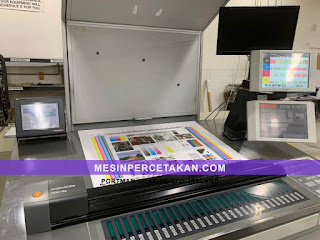 Komori Lithrone LS640 6 Color + COATER