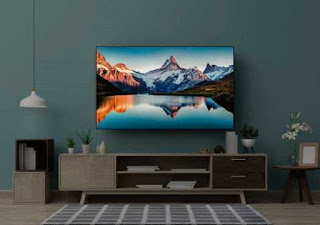What is the reason for dimming the TV screen?