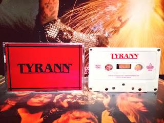 Heavy Reseñas: Tyrann - Tyrann