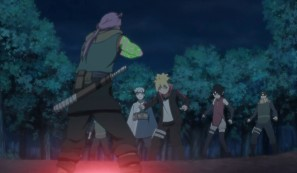 Boruto: Naruto Next Generations – Episódio 165 – O  dever dos quadrigêmeos