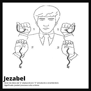 Jezabel em Libras