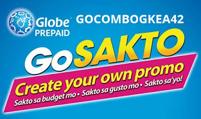 GOCOMBOGKEA42 : 1GB Surfing + 500mins Calls to Globe/TM/ABS-CBN/Cherry