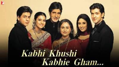 Kabhi Khushi Kabhie Gham 2001 Full Movies Free Download 480p BluRay
