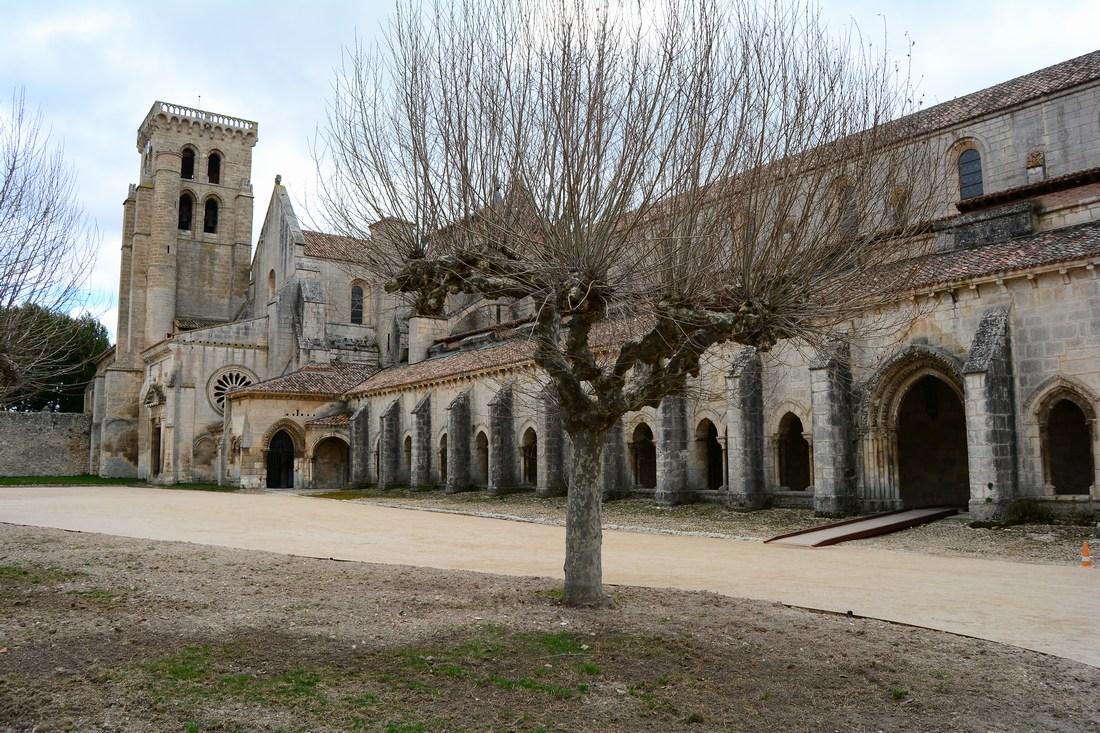 monastère las Huelgas