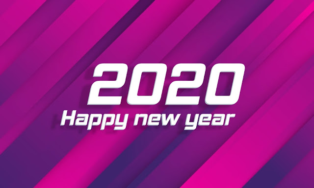 Happy New Year 2020 Images, Wallpapers 21