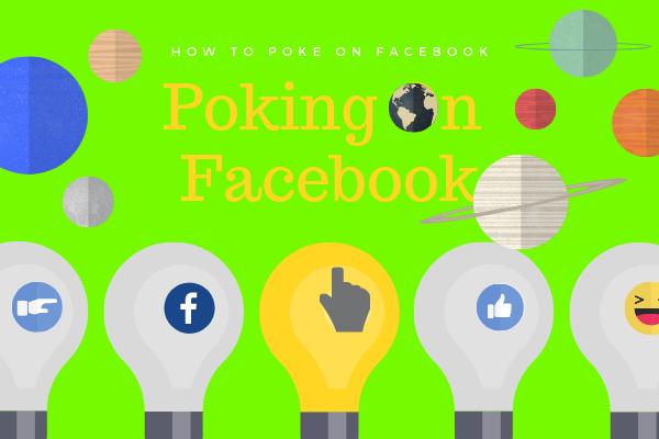 Poke Friends On Facebook<br/>