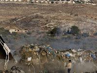 """Israel"" Ubah Tepi Barat Menjadi Pembuangan Limbah Beracun"