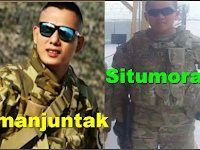Simanjuntak & Situmorang Menjadi Tentara Terbaik AS, Ini Dia Orangnya