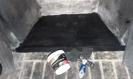 diy how to repair cracked fireplace brick for what it s worth