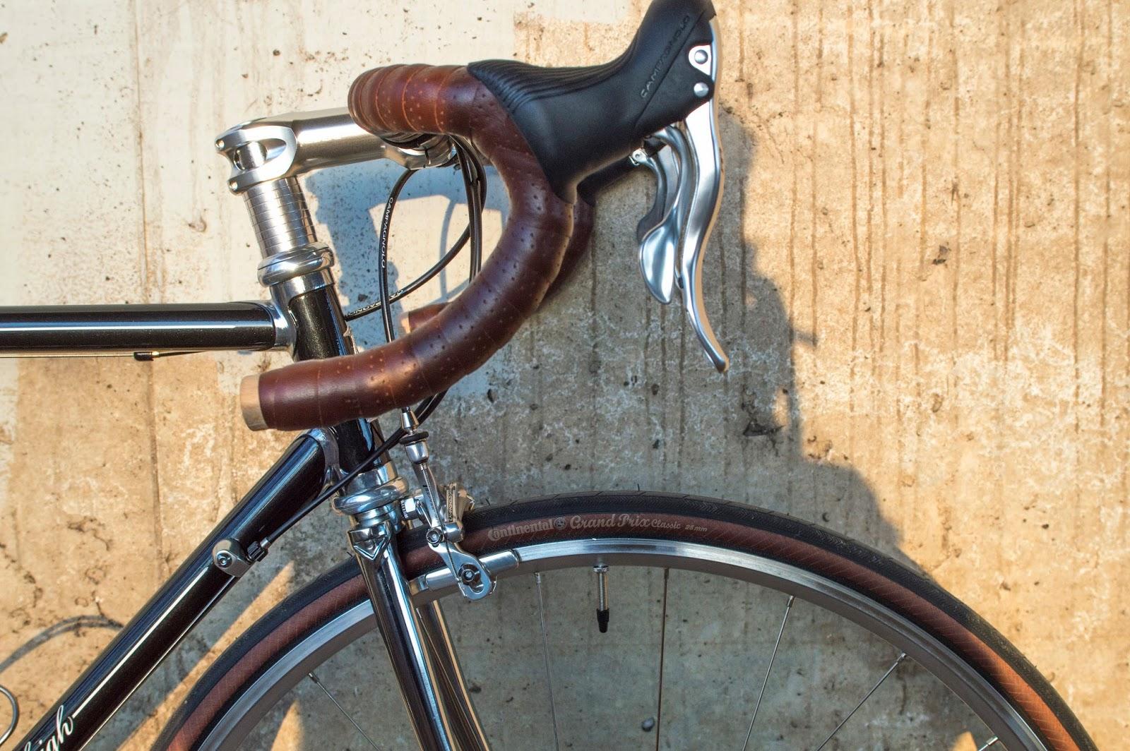 My Raleigh International Build Pedalbound