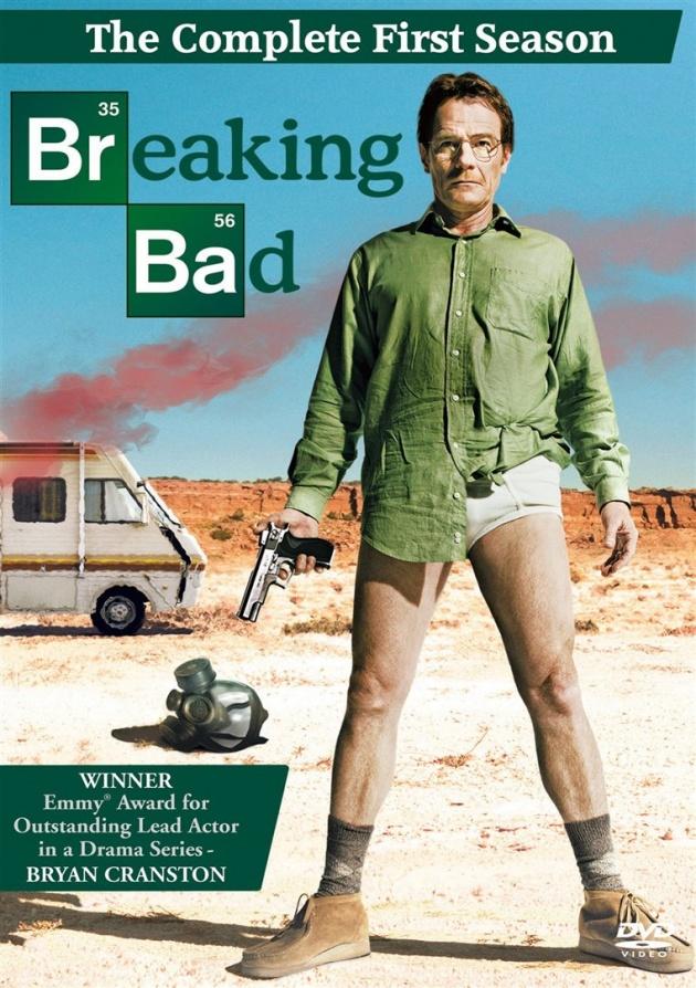 Breaking Bad 2008: Season 1 - Full (7/7)