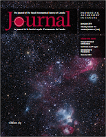 cover of the June 2018 RASC Journal