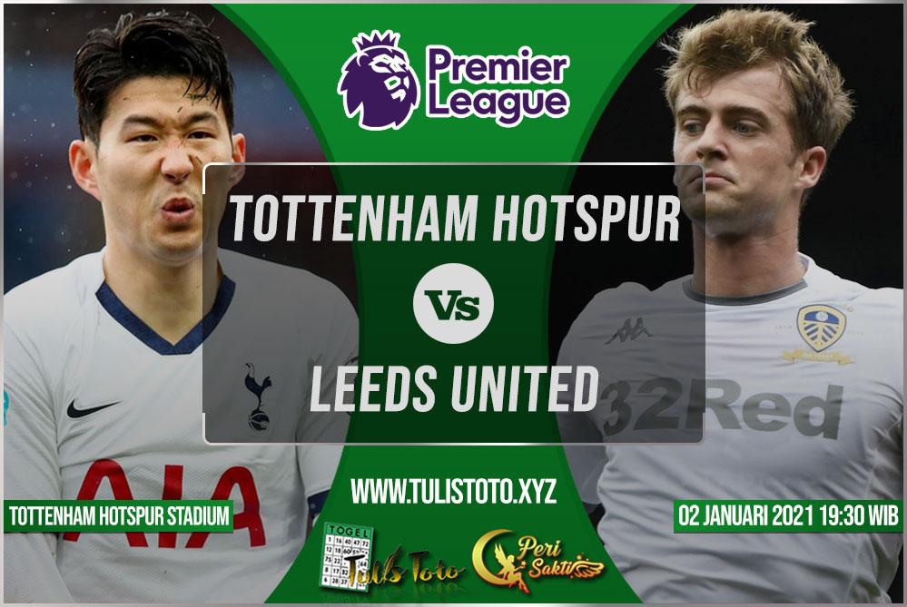 Prediksi Tottenham Hotspur vs Leeds United 02 Januari 2021