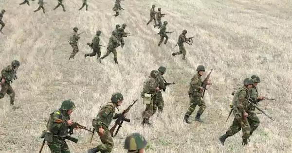Οι Αρμένιοι ανακατέλαβαν εδάφη στο νότιο Αρσάχ - Εκτάκτως ο Τούρκος ΥΠΕΞ στο Μπακού (βίντεο)