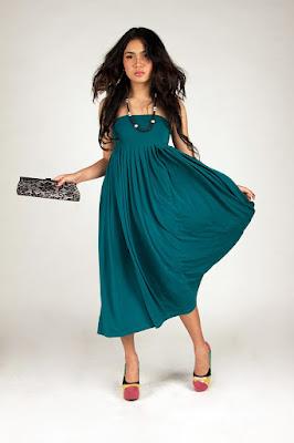 Fashion Fotografi Katalog manis gaun dan dress mirip dengan daster