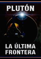 portada Plutón, la última frontera
