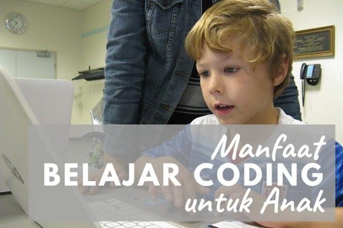 Manfaat Belajar Coding untuk Anak