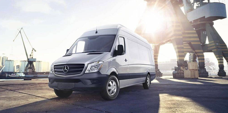 Mercedes Benz Sprinter Passenger Van For Sale