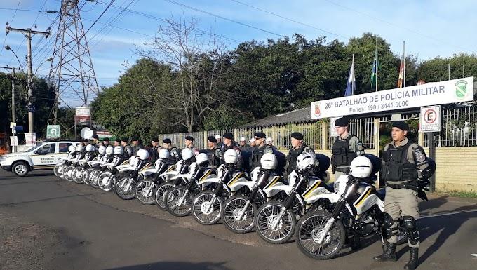 Brigada Militar de Cachoeirinha comemora 22 anos de atuação na cidade