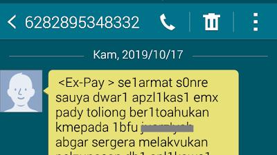 EX PAY - Tolong Beritahu
