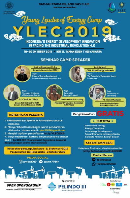 Young Leader Energy Camp 2019
