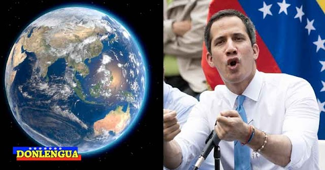 TIERRA REDONDA   Guaidó asegura que Maduro financia a Terroristas