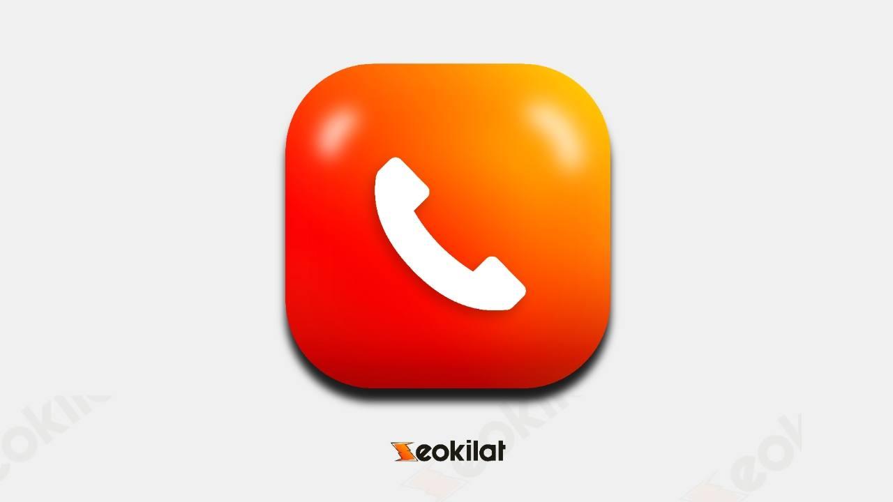 Icon Call PNG Transparan Free