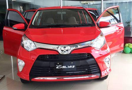 Promo Kredit Toyota Calya Januari 2018