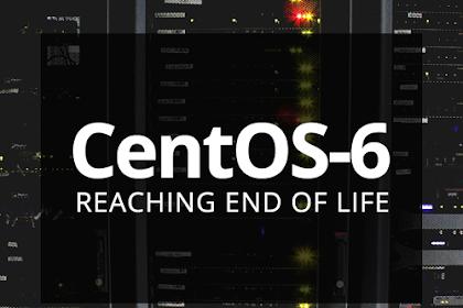 Cara Install Cent OS 6