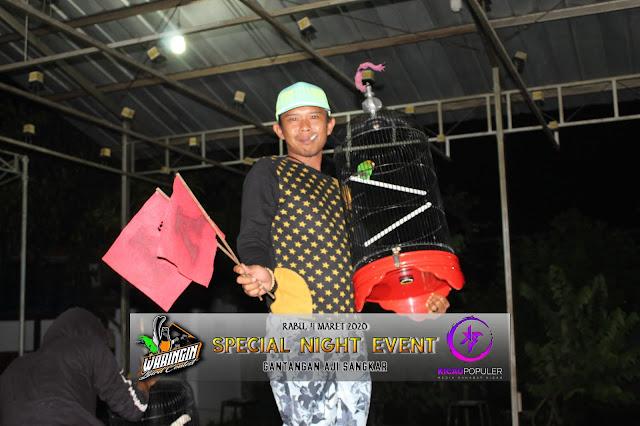 Jawara Lovebird M2 - LB Gembrot milik Om Askanio dari Mahkota Jaya Abadi