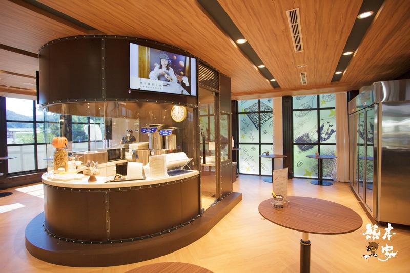 巧克力DIY親子手作教室 妮娜巧克力夢想城堡 南投埔里巧克力觀光工廠