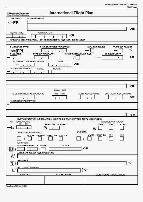 faa form 7233 1 - Parlo.buenacocina.co