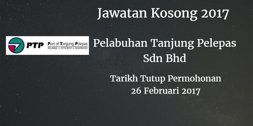Jawatan Kosong PTP 26 Februari 2017